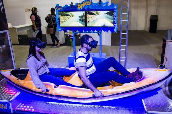 Splash VR Adrenalina Brinquedos