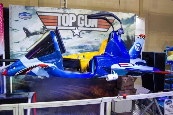 Top Gun Adrenalina Brinquedos